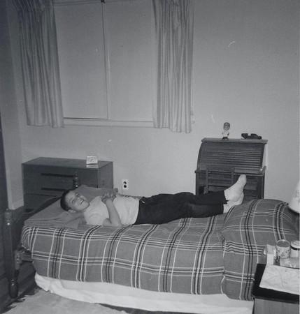 Frank in Cherry Hill NJ bedroom