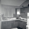 Upper level kitchen.