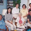 Westford Spinners group, With Mary seated at right