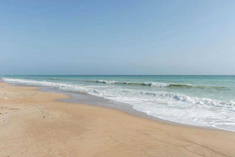 arabian sea at porbandar