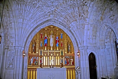 Children's Chapel in the National Cathedral,
