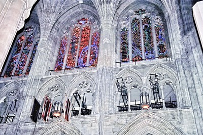 National Cathedral Stain Glass Windows