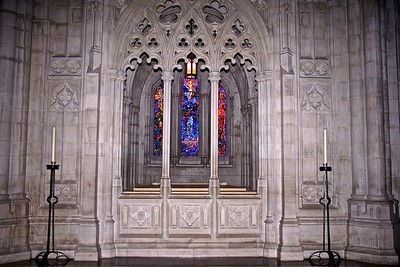 Wilson Bay in the National Cathedral