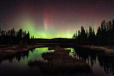 """""""October Aurora"""""""