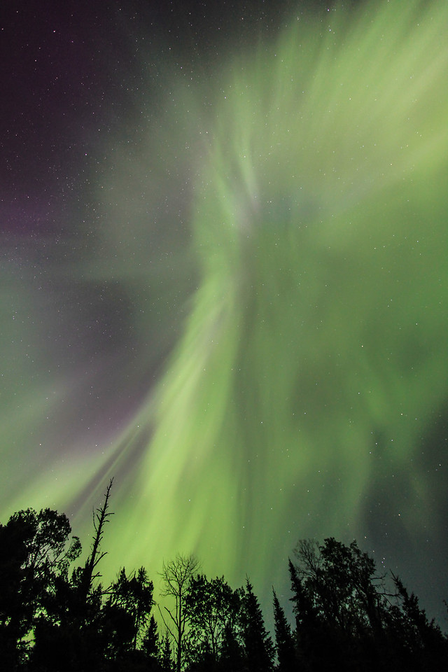 "AURORA 2479<br /> <br /> ""Aurora Corona""<br /> <br /> Northern Lights on July 15, 2012"