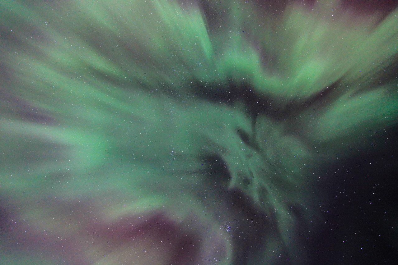 "AURORA 1912<br /> <br /> ""Fly to the Sky""<br /> <br /> Northern Lights on October 2, 2013"