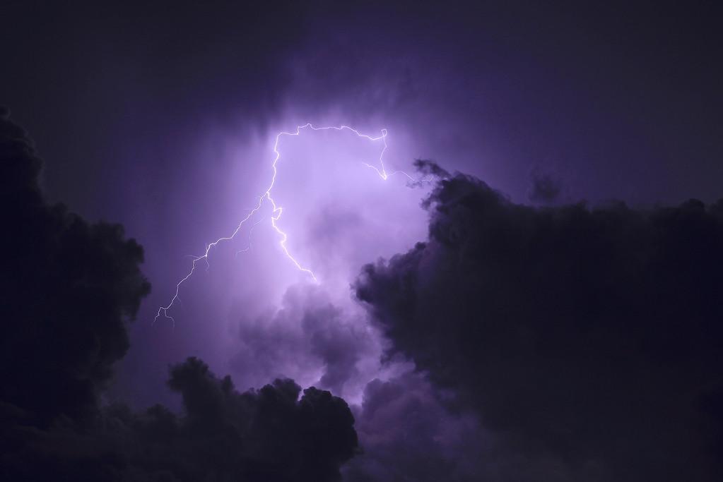 """LIGHTNING 1665<br /> <br /> """"The House of Lightning"""""""