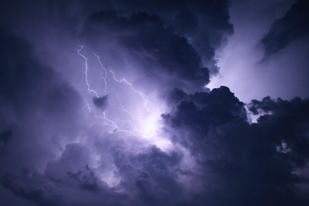 "LIGHTNING 5412<br /> <br /> ""Sky Bolts"""