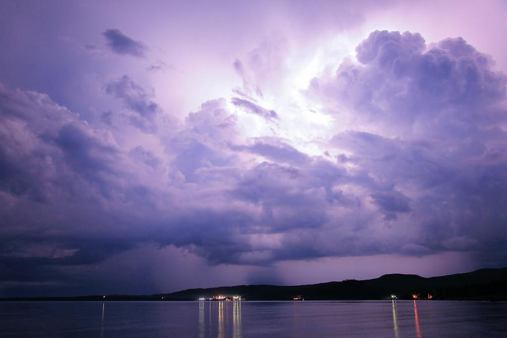 """LIGHTNING 1723<br /> <br /> """"Thunder Town"""""""