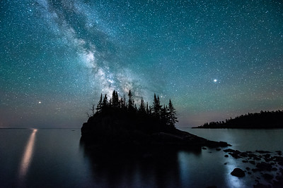 """Celestial Alignment, Horseshoe Bay"""