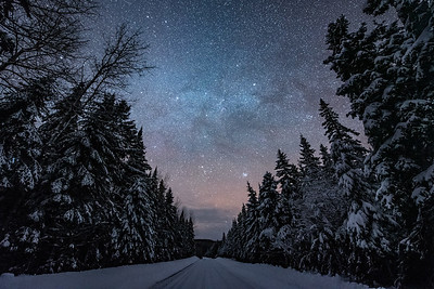 """Enchanted Winter Night"""
