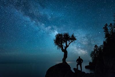 """MILKY WAY 7614  """"Milky Way Magnificence"""""""