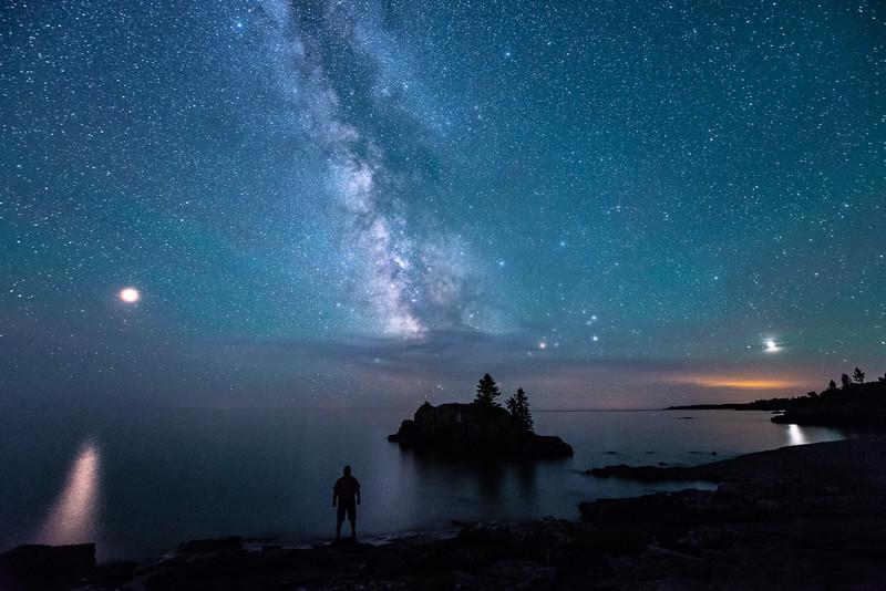 """The Universe Speaks"""