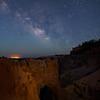 Bryce Canyon Natural Bridge Milky Way Utah 1