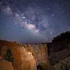 Bryce Canyon Natural Bridge Milky Way Utah 2