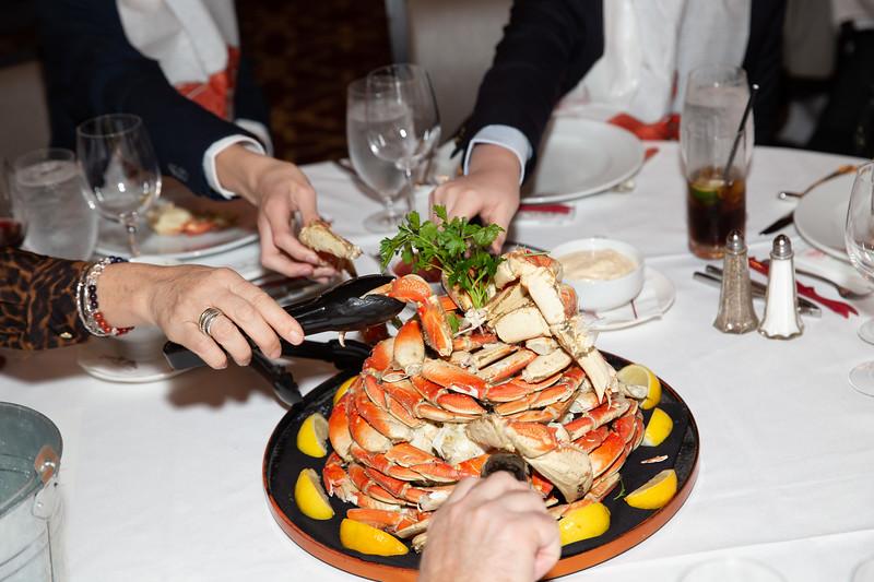 2020.01.17 The Olympic Club - Crab Feed