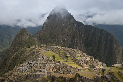 Machu Picchu...bronze regional winner and bronze system-wide winner 2010