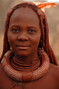 Namibian Girl...regional bronze winner 2008