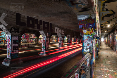 Krog Street Tunnel - Atlanta GA