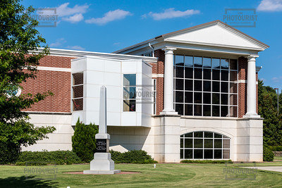 Columbia County Library in Evans GA