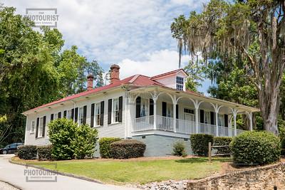 Columbia County Visitors Center at Savannah Rapids Park GA