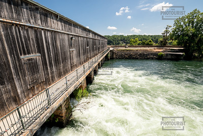 Augusta Canal Headgates at Savannah Rapids Park