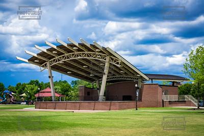 Lady Antebellum Pavilion in Columbia County - Evans GA