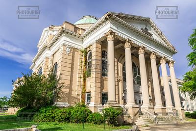 Historic First Baptist Church Augusta