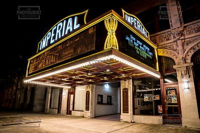 Imperial Theatre at Night - Augusta GA