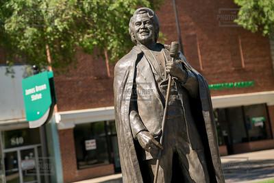 James Brown Statue - Augusta GA