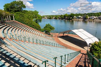 Jessye Norman Amphitheatre -Augusta Riverwalk GA