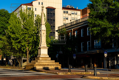 Confederate Monument Downtown Athens GA