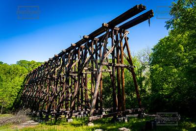 REM Murmur Railroad Trestle - Athens GA