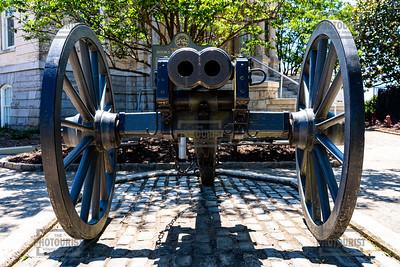 Double Barrel Cannon - Athens GA