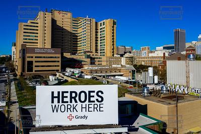 Grady Hospital Atlanta GA - Healthcare Heroes