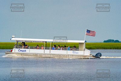 Tour Boat - Jekyll Island GA
