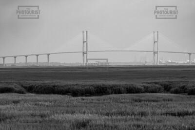Sidney Lanier Bridge - Jekyll Island GA