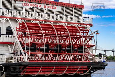 Georgia Queen Riverboat - Savannah