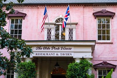 Olde Pink House - Savannah