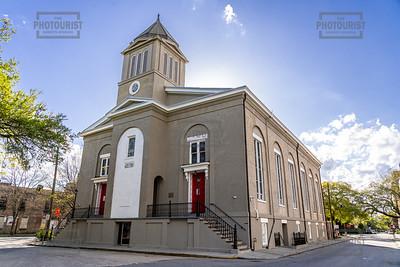 First African Baptist Church - Savannah