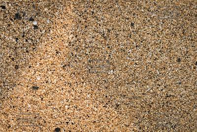 Beach Sand Closeup - Maui Hawaii