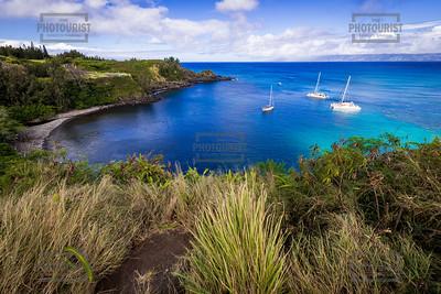 Honolua Bay - Maui Hawaii