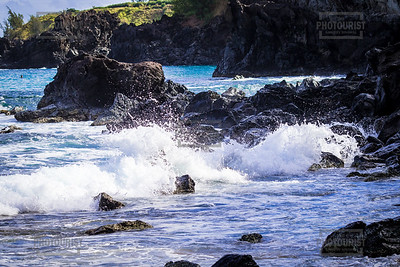 Coastline - Maui Hawaii