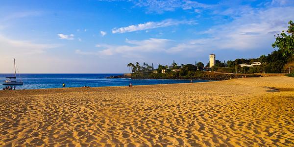 Paradise Cove Beach - Oahu Hawaii