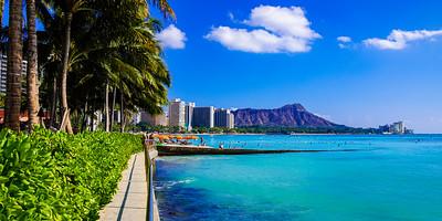 Waimea Bay - Oahu Hawaii