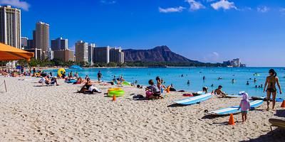 Waimea Bay Beach - Oahu Hawaii
