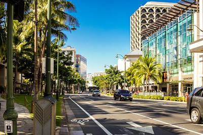 Waikiki - Oahu Hawaii