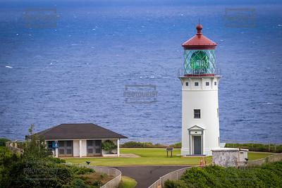 Kilauea Lighthouse - Kauai Hawaii