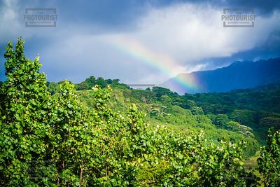 Kauai Hawaii Rainbow