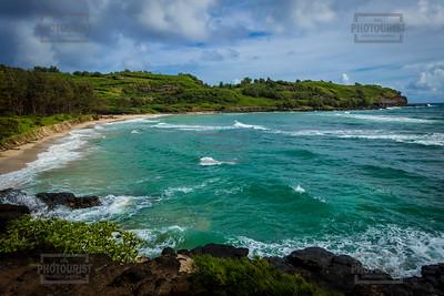 Kahili Beach - Kauai Hawaii